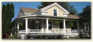 A Stones Throw Bed Breakfast