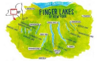 11 Signs You Live in the Finger Lakes