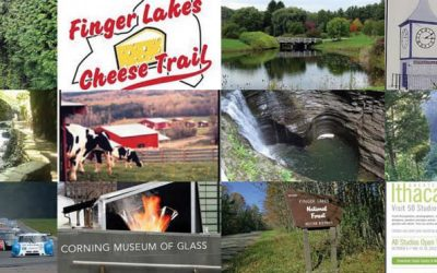 Finger Lake Region named one of the BEST places to travel in 2020