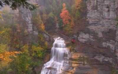 12 Waterfalls Robert E. Treman Park